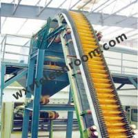 Buy cheap Supply Powered Curved Climbing Assembly Telescopic Belt Elevator Conveyor from wholesalers