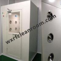 Buy cheap Hot Sell Stainless Steel Mini Modular Steel Baking Paint Clean Spray Air Shower Room from wholesalers
