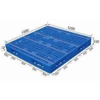 China Double Faced Style Heavy Duty Plastic Pallet Euro Pallet for Euro Pallet Making/stackable Plastic Pa on sale