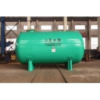 Quality Glass Lined Chemical Storage Tank , 10000L Bromine Chemical Process Tanks for sale