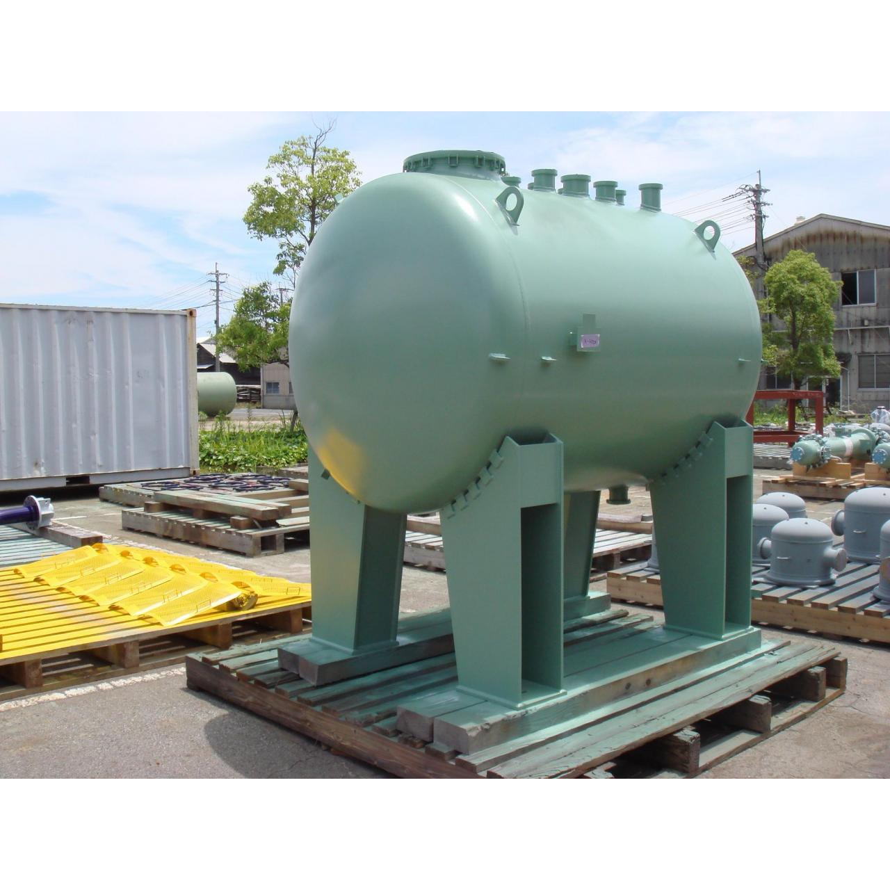 Quality Germany Enamel Chemical Storage Tank With Bao steel Base material for sale