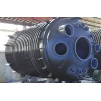 Quality 30000L Half Pipe Jacketed Vessel , jacketed pressure vessel stainless steel reactor for sale