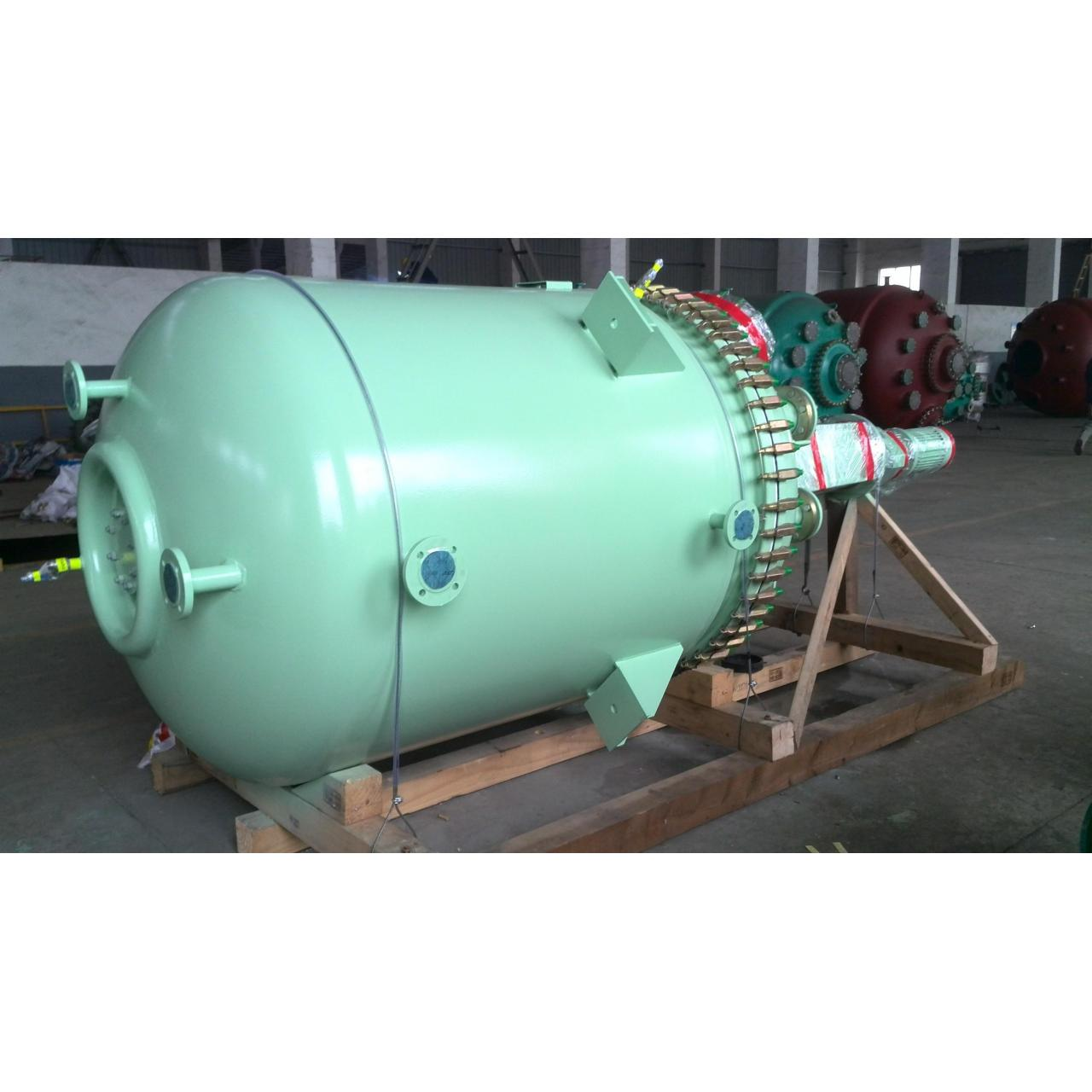 Quality Pharmaceutical industry and Chemical process reactors 0.8~2mm enamel Thickness for sale