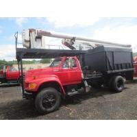 Quality 1995 Ford F800 Super Duty Boom Chip Truck used for sale for sale