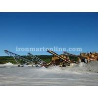 Buy cheap 2004 CEC Roadrunner 102x115 Portable Impact Crusher Plant Used For Sale from wholesalers