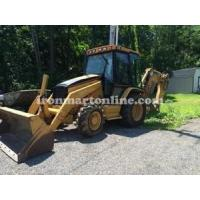Buy cheap 2005 Cat 416D backhoe Loader from wholesalers