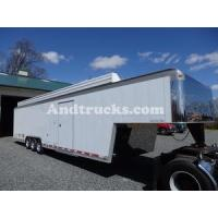 Buy cheap 2003 Gold Rush Race Car Trailer from wholesalers