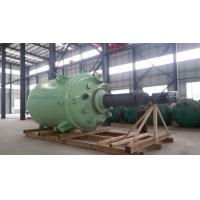 China Petrochemical , chemical glass lined reactors with corrosion protection materials on sale