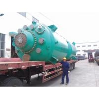 China 50L- 100000L ASME CERTIFICATED glass lined reactor , industrial chemical reactor on sale