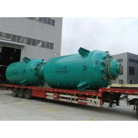 Buy cheap Anti - corrosion glass lined vessel reactors / glass lined enamel reactor from wholesalers