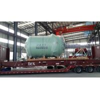 Buy cheap 20000L Glass Lined Reactor Close type Pained With 1 Red Base Coat , 1 Grass Green Top Coat from wholesalers