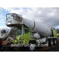 Buy cheap Oshkosh 11 cu yd Front Discharge Cement Mixer from wholesalers