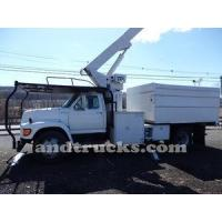 Quality Used 1998 Ford F Series Forestry Bucket Truck for Sale for sale