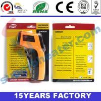 China 50-380cindustrial QI'yaH-Contact Infrared Thermometer Segh handheld Infrared Thermometer gm320 on sale