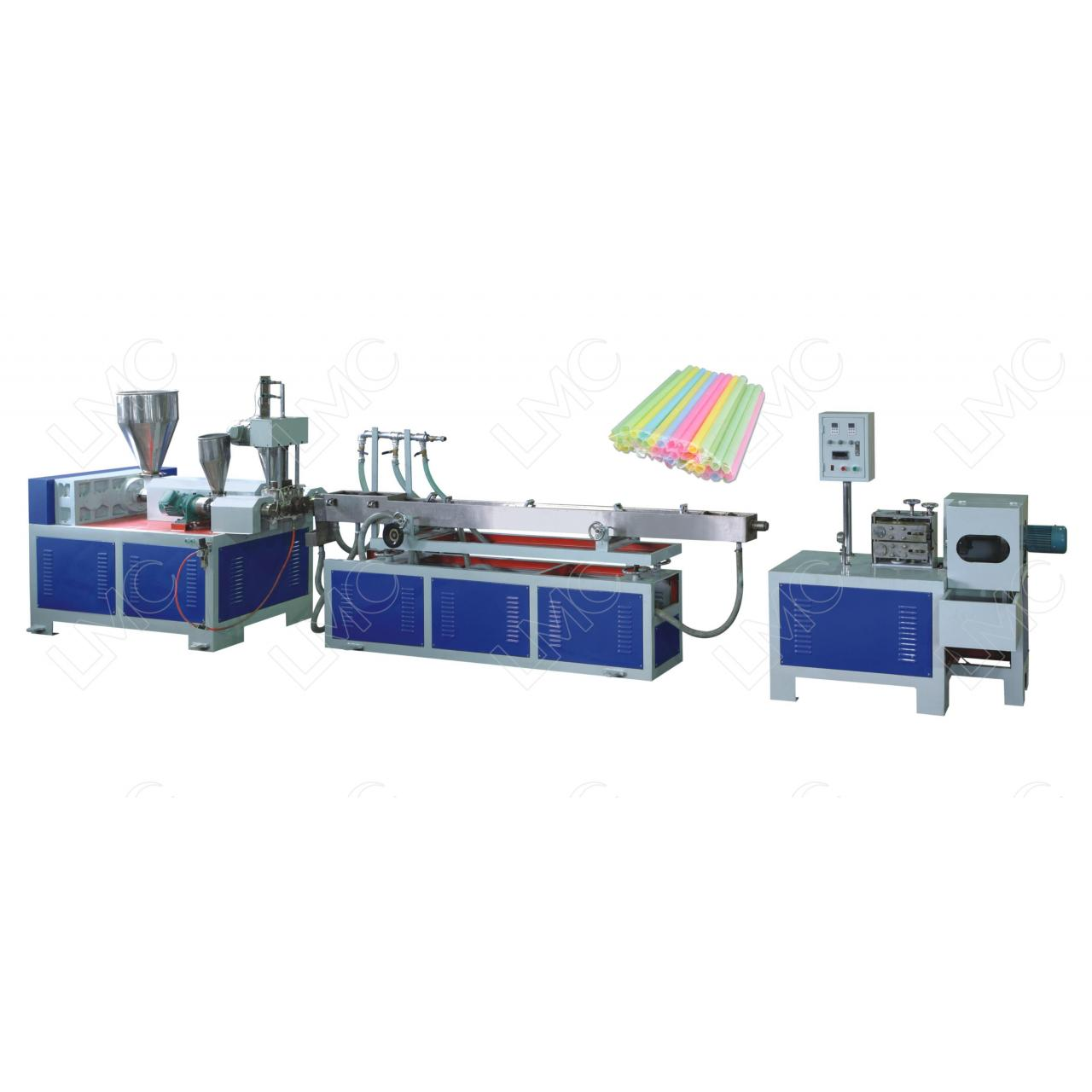 Quality Drink straw making machine for sale