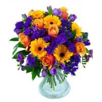 Quality Get Well Flowers Delight Bouquet Luxury Flower Bouquet 42.95 37.95 Delight Bouquet for sale