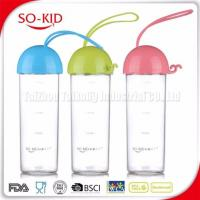 China Colorful Plastic Water Bottle Manufacturer on sale