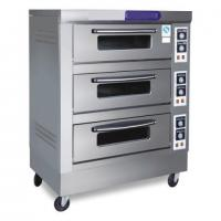 Quality Glazed Stainless-Steel Electric Oven Which Is Widely Used in the Commercial Baking for sale