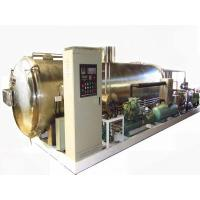 Quality Contacting Type of Food Freeze Dryer Machine with Stainless Steel Plate and Tray for sale