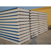 Quality Best Selling Metal Panels EPS Sandwich Walls Or Roof Panel For Building Roofing for sale