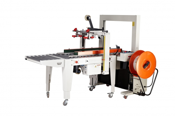 Buy automatic tape sealing & belt strapping machine at wholesale prices