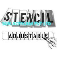 Quality Metal Letter Stencil for sale
