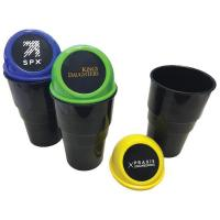 Quality Auto Cup Holder Trash Bin for sale
