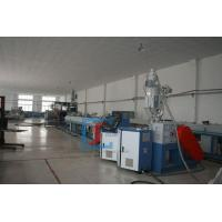 China Plastic HDPE Single Wall Winding Pipe Production Line/ Extrusion Production Line on sale