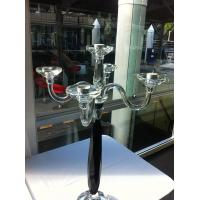 Quality Wedding Decorations Flower Candelabra for sale