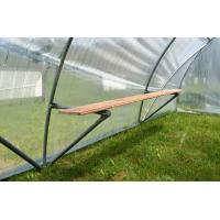 Buy cheap inside details of Polytunnel Greenhouses from wholesalers