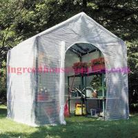 Buy cheap Polytunnel Greenhouse Pollytunnel Poly Polly Tunnel Fully Galvanised Anti Rust Steel Frame from wholesalers