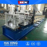 China High Class Color Steel Ridge Tile Steel Rolling Equipment on sale