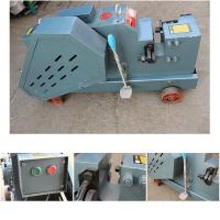 Buy cheap Steel Round Rebar Cutting And Bending Machine Efficient Manual Compact Structure from wholesalers