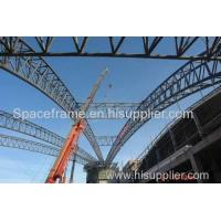 Quality Prefabricated steel structure steel truss structure roofing Admin Edit for sale