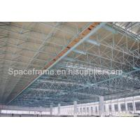 China Steel structure roof system space frame roofing for building Admin Edit on sale