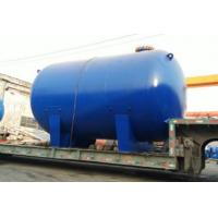 Buy cheap Glass Lined Storage Tank,Horizontal Type from wholesalers