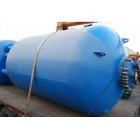 Buy cheap Glass Lined Storage Tank,F Type from wholesalers