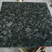 China Polished Butterfly Green Granite For Flooring Tile on sale