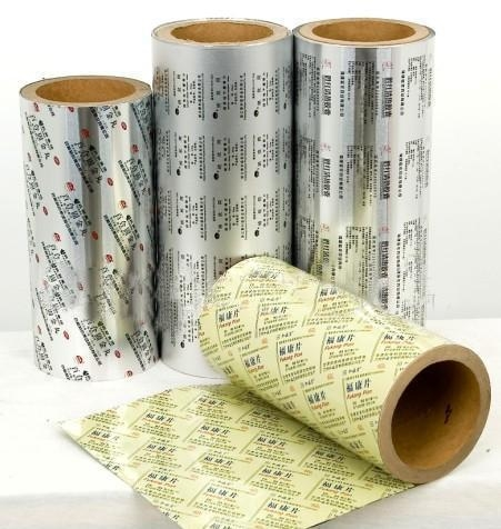 Buy PTP Aluminum Foil for Pharmaceutical Packing at wholesale prices