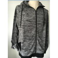 Quality Mens Fashion Hoody Polyester Winter Coat Jacket for sale