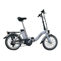 Quality Big Power City Electric Foldable Bicycle for sale
