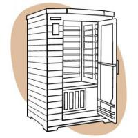 Buy cheap Electric Infrared Sauna Heater for Sauna Room from wholesalers