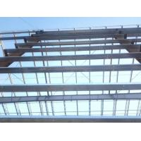 China Galvanized C/Z Roofing Purlins For Steel Construction on sale