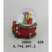 Quality Polyresin Waterglobe Item no.:16800 for sale