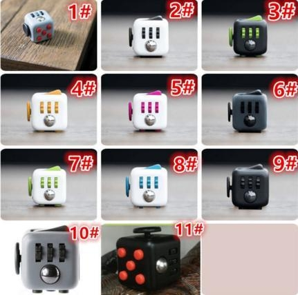 Buy Best Fidget Toy Cube Anti Stress at wholesale prices