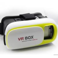 Quality Wholesales 5 Color Virtual Reality Vr Glasses 3D Box for sale
