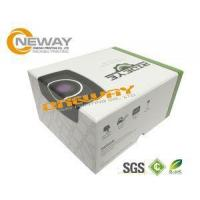 Custom Personalized Electronic Product Packaging Boxes For Cable Or Headset