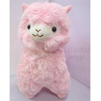 Quality Pink Alpaca Plush for sale