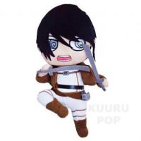 Quality Attack on Titan Eren Jaeger Plush - Crazy Version for sale