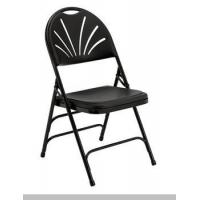 China Fan-back Poly Folding Outdoor Chair (NPS-1100) on sale